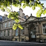 Edinburgh University Psychology Building